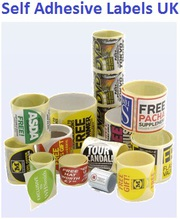 Self Adhesive Labels UK - www.rlsltd.co.uk