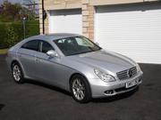 2007 Mercedes-benz 2007 MERCEDES CLS 320 CDI AUTO SILVER HIGH SPEC PA