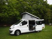 Vauxhall 2011 Vivaro 2011 Campervan